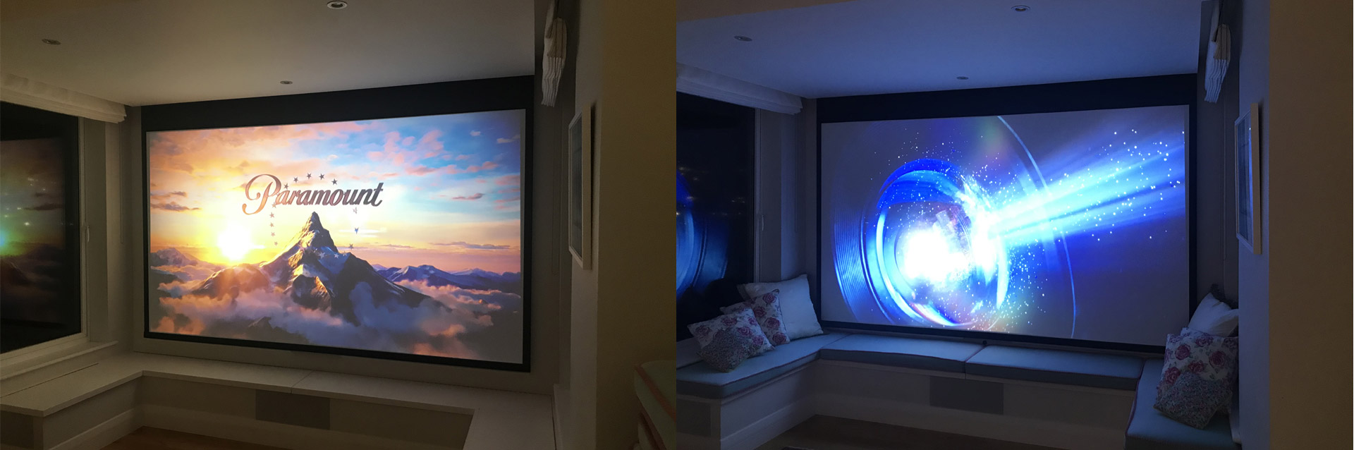 Two Home Cinema Images